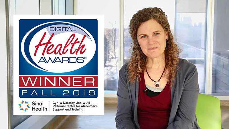 Digital Health Award - Gold Winner 2019