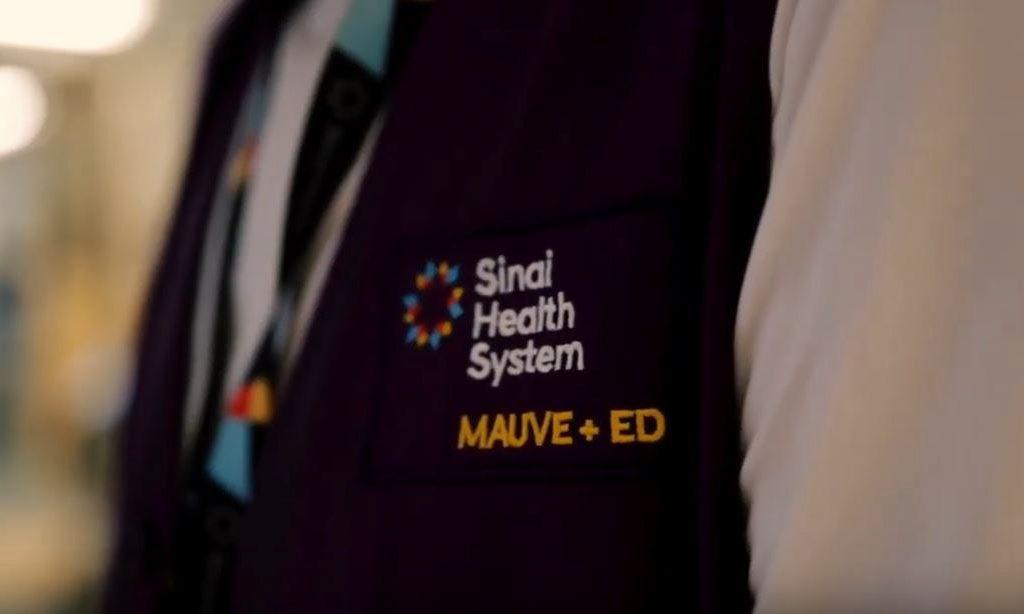 SInai Health System MAUVE Emergency Volunteer